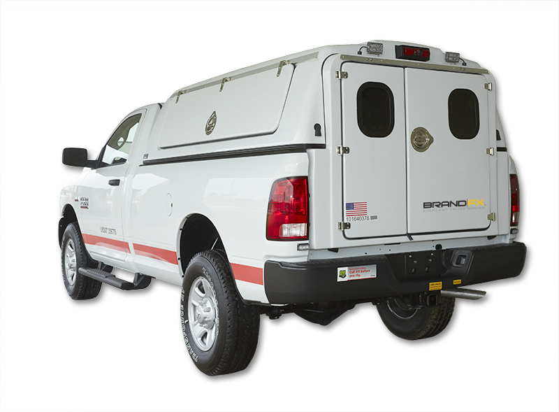Low Profile Work Toppers Brandfx Composite Truck